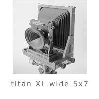 Walker Titan XL wide 5x7