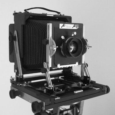 Walker Cameras | WALKER TITAN SF 4x5